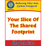 Reducing Your Own Carbon Footprint: Your Slice Of The Shared Footprint Gr. 5-8