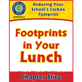 Reducing Your School's Carbon Footprint: Footprints in Your Lunch Gr. 5-8