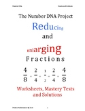 Reducing and Enlarging Fractions: Introducing the Power of 1!