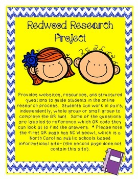 Redwood Tree Research Project