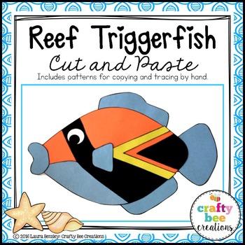 Reef Triggerfish Craft