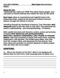Reel Injun Documentary QUESTIONS