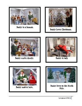 Reel Learning: ELF (Movie Buddy and Lesson Plan)