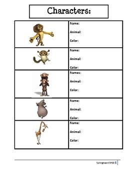 Reel Learning: Madagascar Movie Buddy
