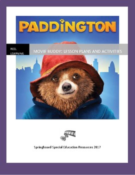 Reel Learning: Paddington (Movie Buddy and Lesson Plan)