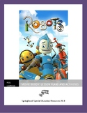 **UPDATED** Reel Learning: Robots (Movie Buddy and Lesson Plan)