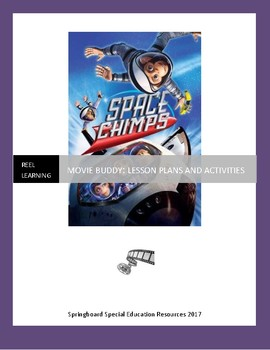 Reel Learning: Space Chimps (Movie Buddy and Lesson Plan)