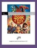 Reel Learning: The Book of Life (Movie Buddy and Lesson Pl