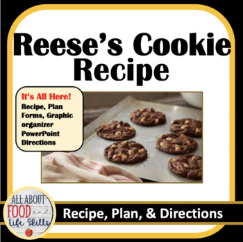 Reese's Chewy Chocolate Cookie Recipe