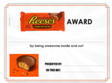Reese's Student Award