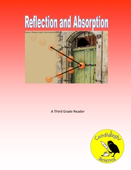 Refection and Absorption (350L) - Science Informational Text