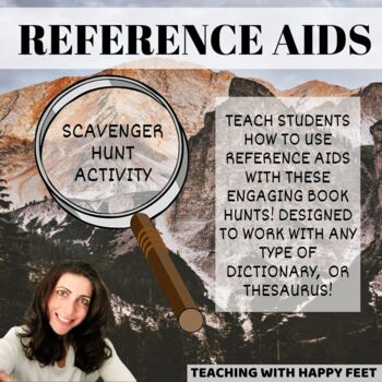 Reference Aid Scavenger Hunts
