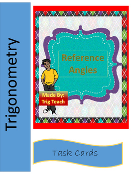 Reference Angle Task Cards