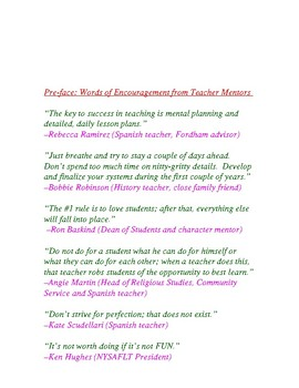 Reference - 15 Insightful Tips: Teacher's Back-to-School Guide (Any Subject)