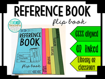 Reference Book Flip Book