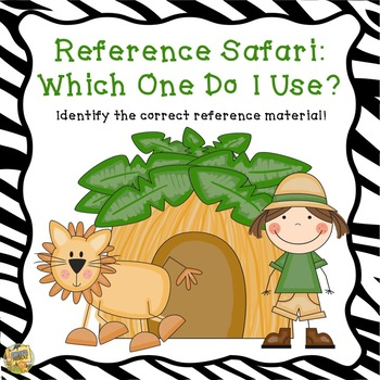 Reference Materials - Reference Book Safari - Which one do I use?