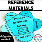 Reference Books - Reading Interactive Notebook
