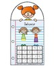 Reference Cards (Name Cards, Behavior and Homework Incentive Charts)