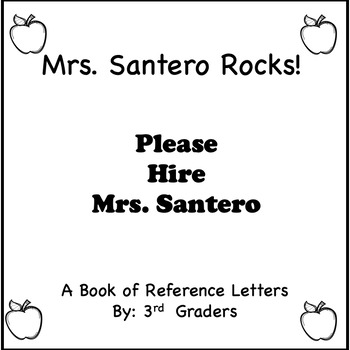 Reference Letters from Student