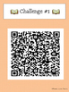 Reference Material QR Code Activity
