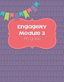 EngageNY Math Binder Covers and Spines (4th grade)