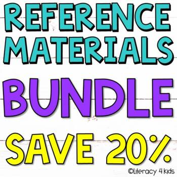 Reference Materials BUNDLE