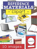 Reference Materials Clip Art