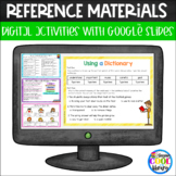Reference Materials for Google Slides