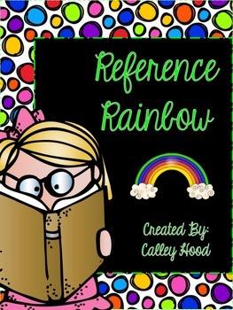 Reference Rainbow