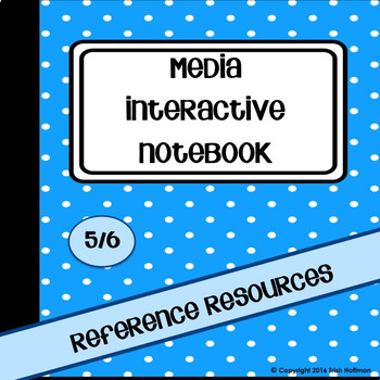 Reference Resources - 5th & 6th Grade Library Skills