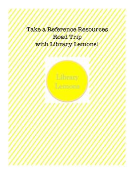 Reference Resources Road Trip