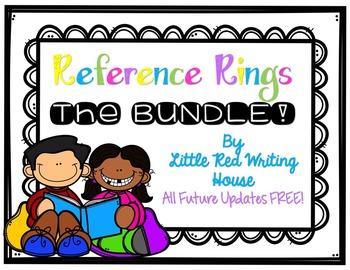 Reference Rings {BUNDLE}