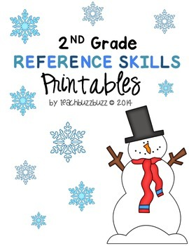Reference Skills