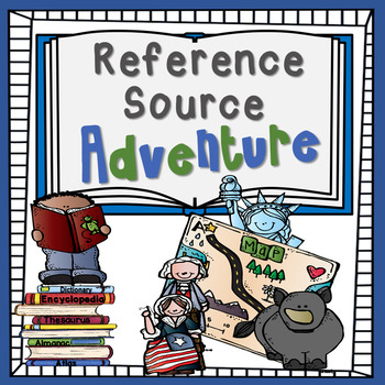 Reference Source Adventure