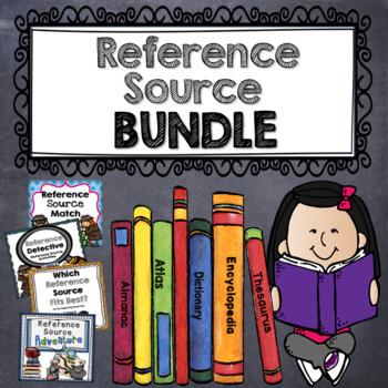 Reference Source Bundle-NO PREP!