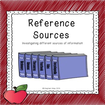 Reference Source Packet: Grades (3-5)