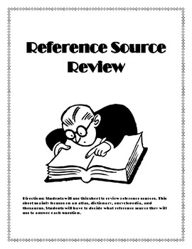Reference Source Review