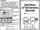 Reference Sources Mini Book