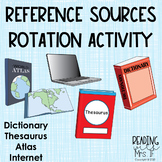 Reference Sources Rotation Activity