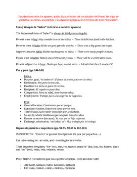 """Reference Sp3 - Unit 6 Study Guide: Prep for """"Conceptos de clausura"""" Exam"""