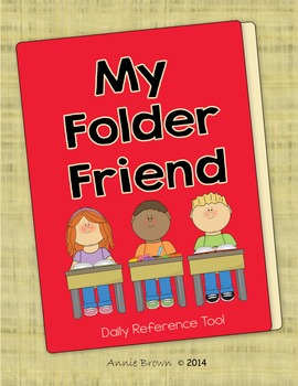 Reference Tool - My Folder Friend