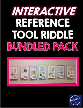 Reference Tool Riddles with Labels