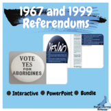 Referendum Year 7 Civics and Citizenship PowerPoint Bundle