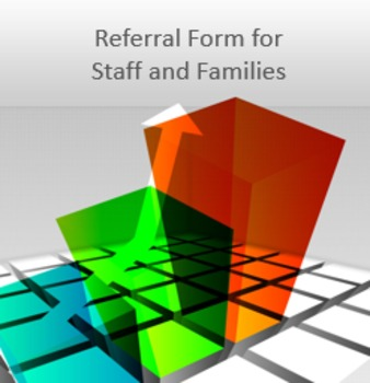 Referral Form for Staff and Families