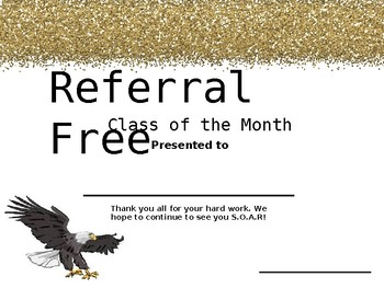 Referral Free Classroom