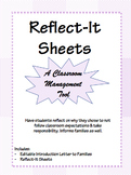 Reflect-It Sheets