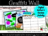 Reflect & Review: 2 Mini-Projects {Mind Maps & Graffiti Walls}