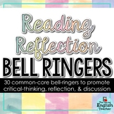 Reflecting about Reading Bell Ringers