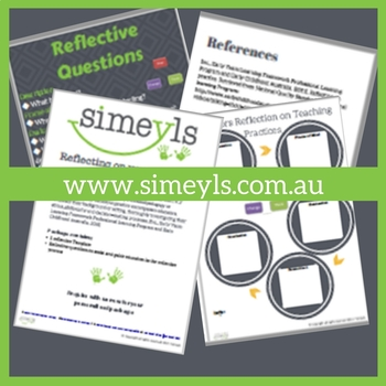 Editable PDF, Reflecting on your Teaching Practices