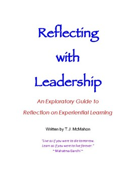 Reflecting with Leadership